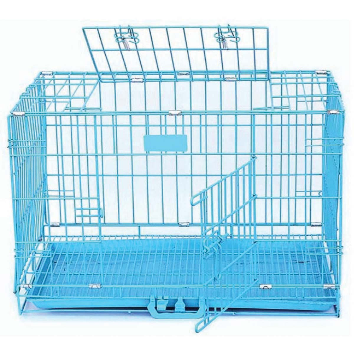 Buy 3 Ft Blue Dog Cage,dog cage,cat cage,in low price online at Petindiaonline
