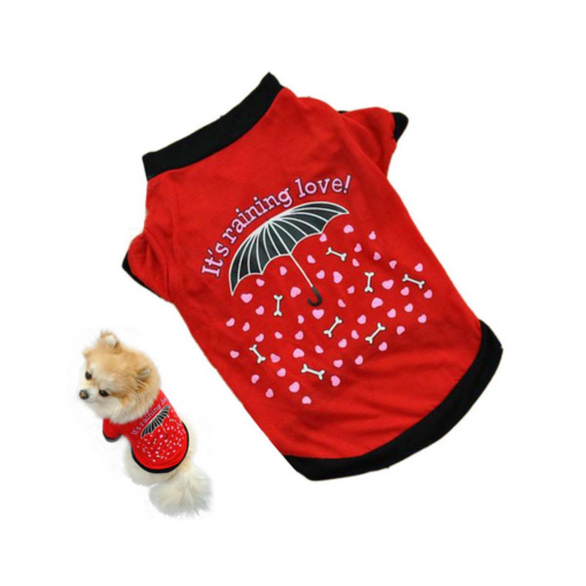 Buy T-Shirt For Small Dogs,dogs t-shirt, in low price online at Petindiaonline